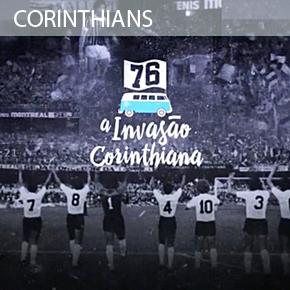 1976 - O ANO DA INVASÃO CORINTHIANA